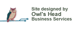 Site Designed by Owl's Head Business Services